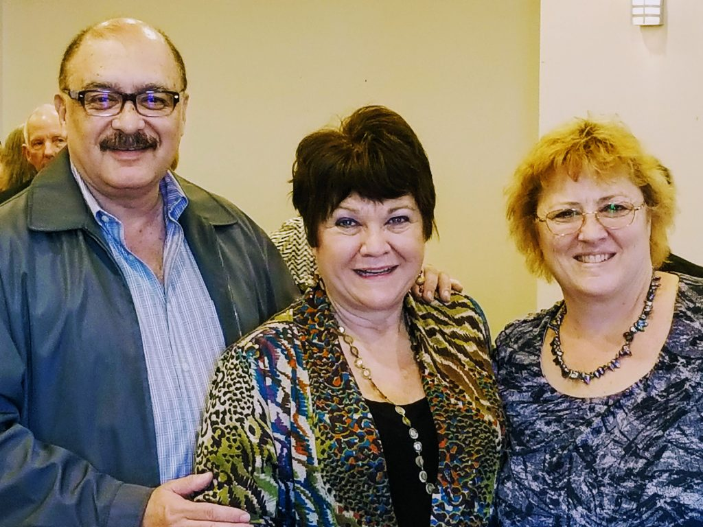 Carlos, Marcy & Lori